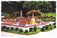 Mini Siam in Pattaya